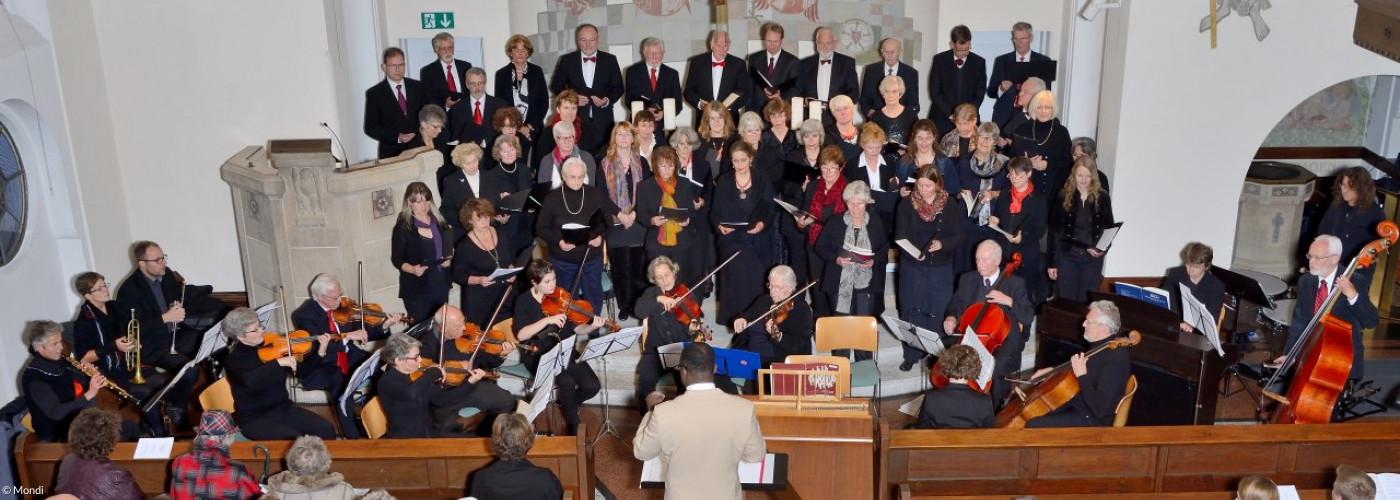 Kantorei Konzert Oktober 2015